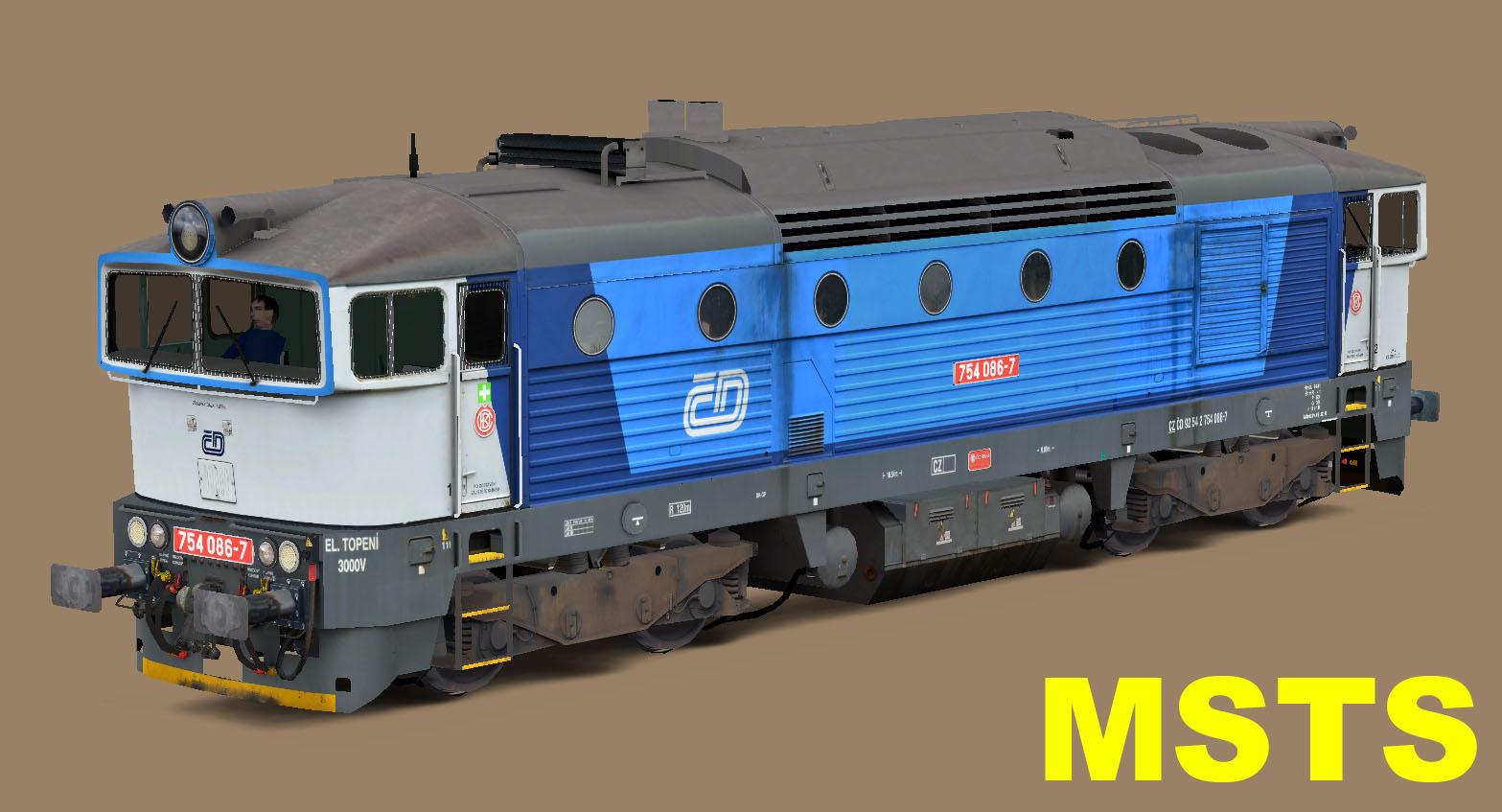 Malard-Train